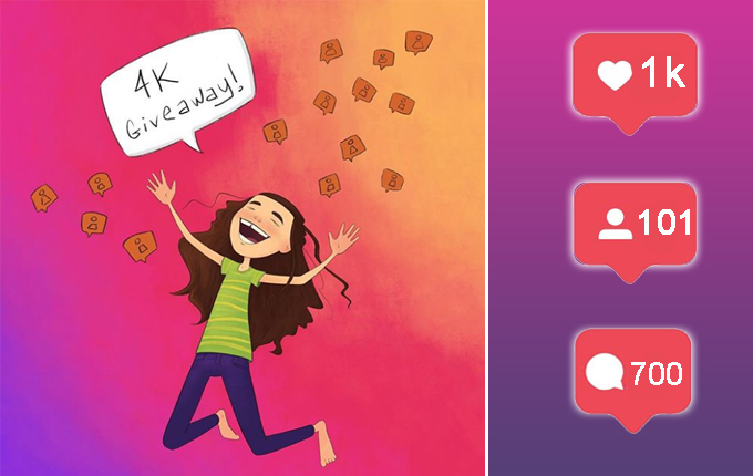 Instagram profile growth works