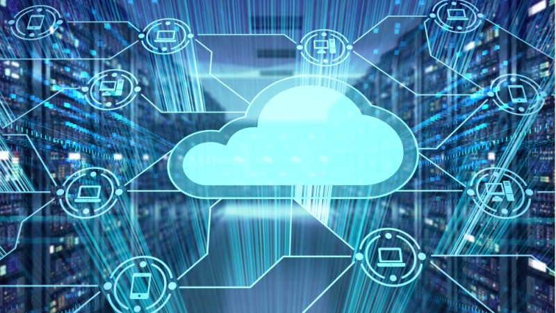 How can you define the term cloud computing?