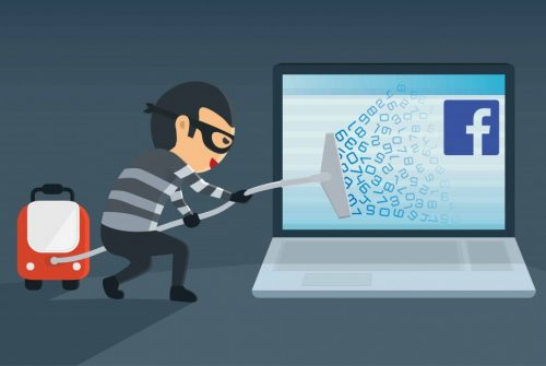 Steps to hack a facebook account