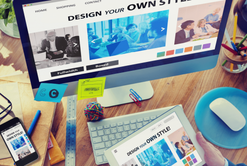 Top 4 steps to quickly create an eCommerce website